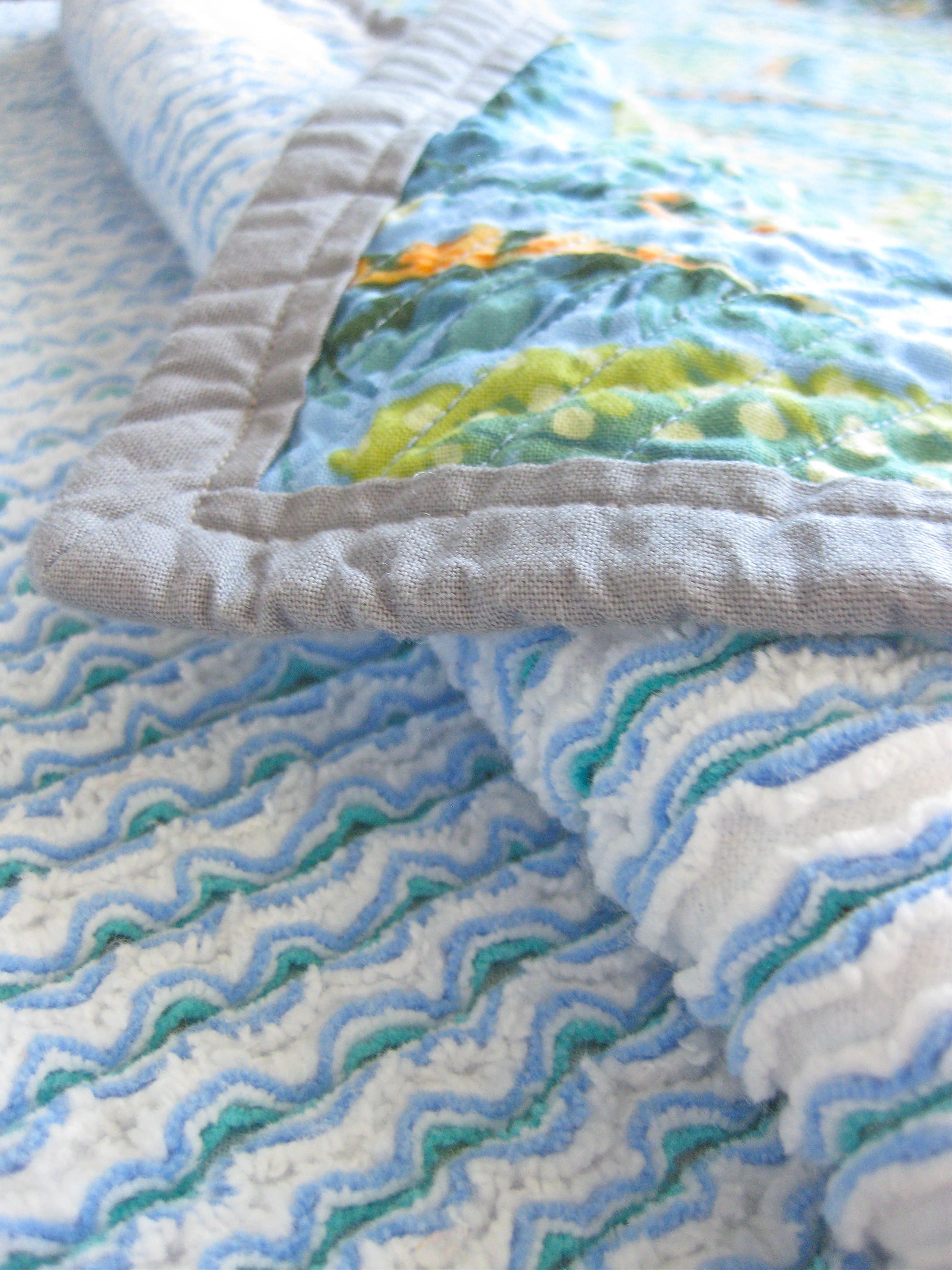 Home Decor Kelowna Super Cute Diy Faux Chenille Baby Blanket Making Things