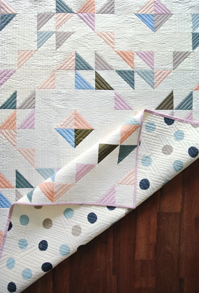 10 Free Modern Quilt Patterns For Beginners Making Things Is Awesome